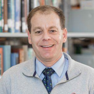Professor Derek Clepper