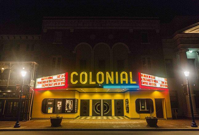 Colonial Theatre Phoenixville