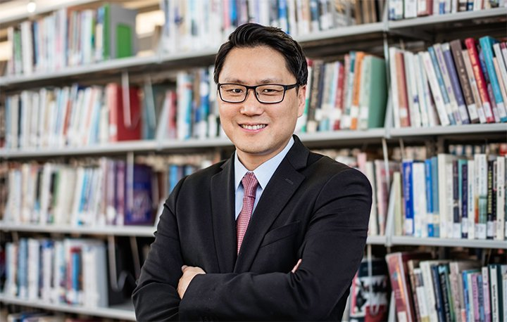 Rev. David S. Kim