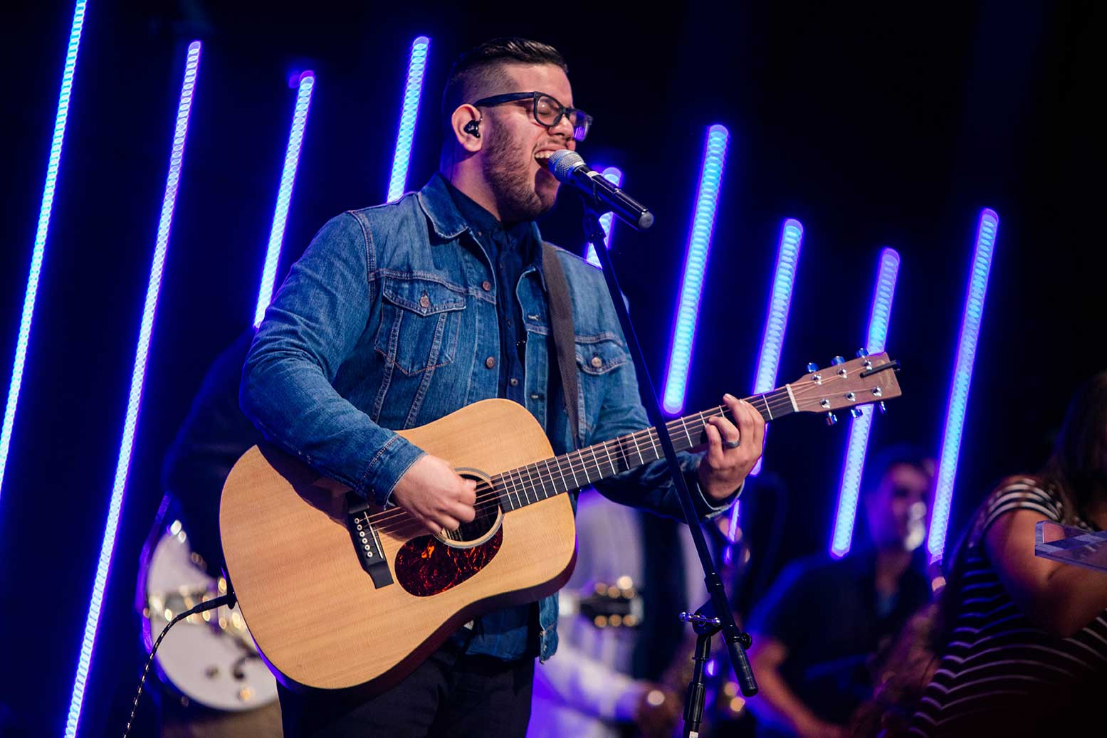 Student Worship Leading