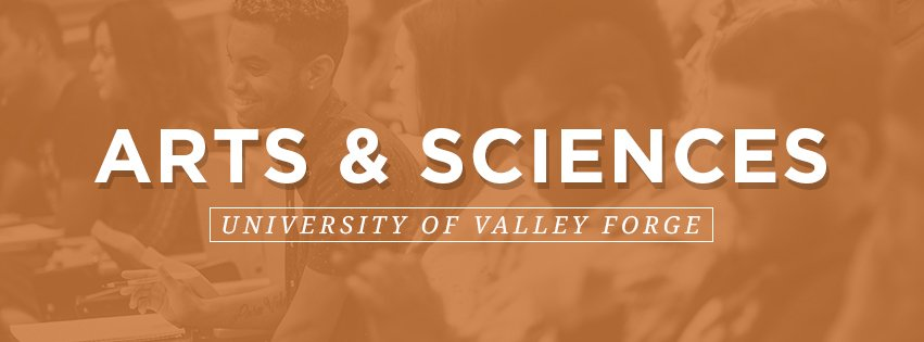 Arts and Sciences banner