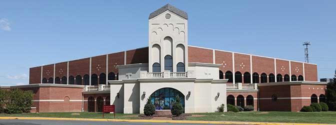 Woodbridge, Virginia Campus main building
