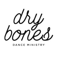 Dry Bones dance ministry logo