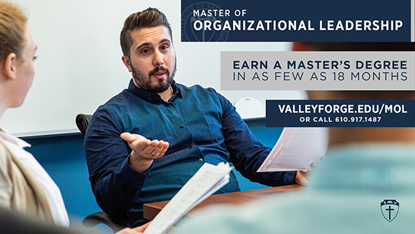 Master of Organizational Leadership