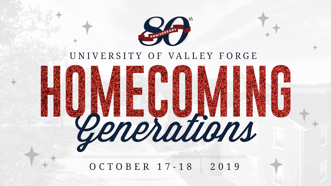 Homecoming Generations October 17-18, 2019