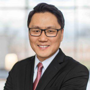 President Rev David S Kim