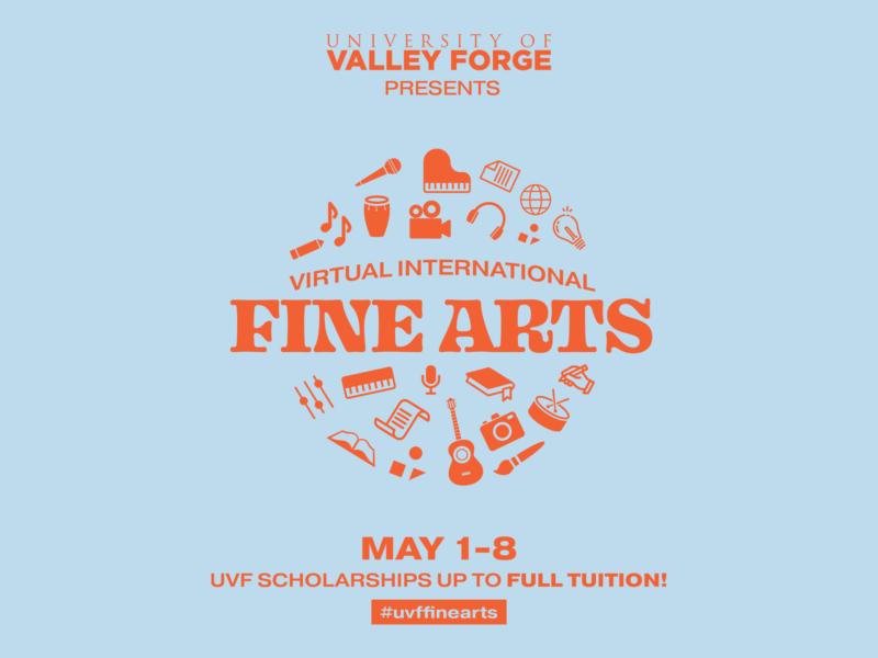 UVF Virtual International Fine Arts